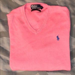 Polo Ralph Lauren pink sweater